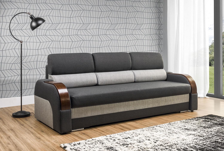 Sofa Komo mit Bettfunktion